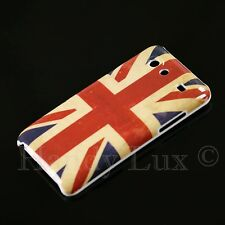 Samsung Galaxy S Advance i9070, FUNDA RÍGIDA, FUNDA, FUNDA PROTECTORA, ESTUCHE, bandera UK Inglaterra
