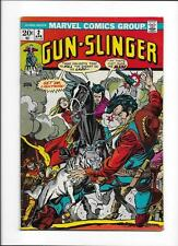"GUN-SLINGER #2 [1973 GD-VG] ""CRY OF THE COYOTE!"""
