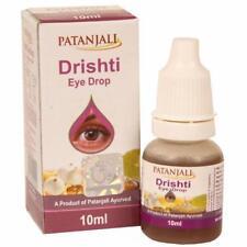 2 X Ayurveda Patanjali Drishti Eye Drops 10ml Free Shipping