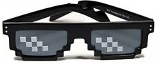 Deal With It Sunglasses - Thug Life MLG 8-Bit Internet Glasses UV Protection