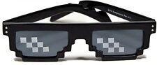 Deal With It Sunglasses - Thug Life MLG 8-Bit Internet Glasses UV Protection