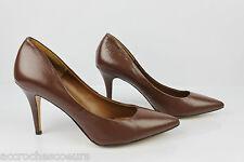 Zapatos GEORGIA ROSE Berenna Piel Marrón T 40 Nuevo