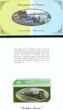 BT General 179 Railway Golden Arrow Engine / train, mint in presentation card