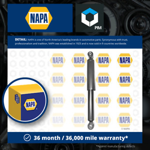 2x Shock Absorbers (Pair) fits OPEL VECTRA C 1.9D Rear 04 to 09 Damper NAPA New
