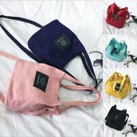women's Canvas Handbag Shoulder Messenger Bag Satchel Tote New Purse Bags hot