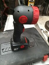 Snap on Torch Hand Lamp