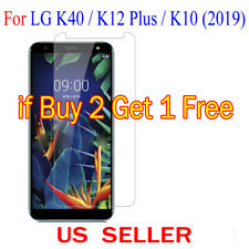 1x Clear LCD Screen Protector Guard Cover Film For LG K40 / K12 Plus / K10(2019)