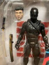 SNAKE EYES G.I. Joe Classified GI JOE ORIGINS 6 inch