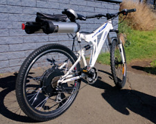 NEW Monster 1885 watts 60 volt ebike electric shimano gears brakes bike bicycle