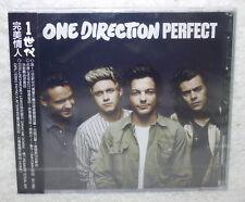 One Direction Perfect 2015 Taiwan CD w/OBI