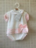 100/% OFFICIAL ENGLAND RUGBY RFU BABY GIRLS TUTU SLEEPSUIT  3-6 MONTHS 68 CM NEW