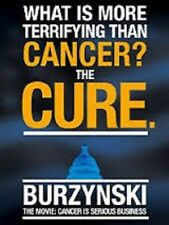 Burzynski: Cancer Is Serious Business Conspiracy Theory Parts 1+2 on 2 DVDr