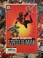 MILES MORALES : SPIDER-MAN #2 3RD PRINT 🕸 1ST APP of SNATCHER  🕸 MARVEL 2019