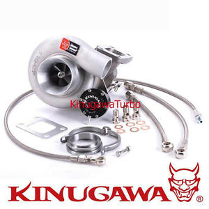 Kinugawa Turbo Non Anti TD05H-18G-6cm For Nissan TD42 Patrol T3 Super Fast Spool