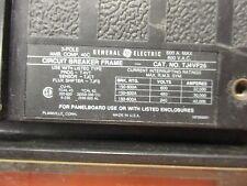 GE TJ4VF26, 150 Amp 3 Pole 600 Volt Circuit Breaker- w/ Test Report