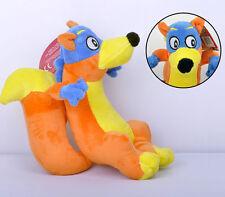 "Dora the Explorer Plush Toy Swiper The Fox Cute Stuffed Doll Figure 8"" 20CM"