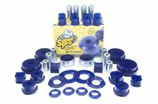 SuperPro F & R Suspension Bush Kit (Align Adj) for Audi TT Mk1 4WD Coupe 9/99-04