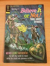 Ripley's Believe It or Not! #35 ~ VERY FINE VF ~ 1972 GOLD KEY COMICS