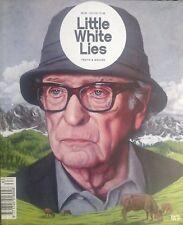 Little White Lies film magazine, Michael Caine, No. 63, Jan/Feb 2016, VGC
