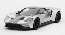 Ford GT Chicago Auto Show 2015 Silber 1 18 TrueScale