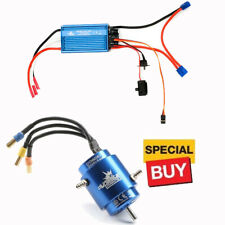 Dynamite 80A Brushless Marine Boat ESC / A3650-2000Kv, 6-Pole, Water-Cooled