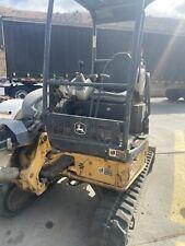 Mini Excavator John Deere 27d Serial Number258712 Used In Good Condition