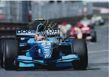 Pastor Maldonado Hand Signed 12x8 Photo - Formula 1 Autograph F1.