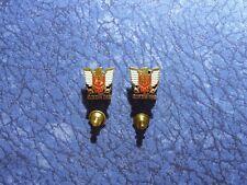 Logo Lapel/Hat Pin Tie Tacks 2 Honda GoldWing Motorcycle Eagle