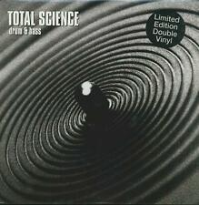 LP Total Science - drum & bass (Doppel-LP)