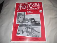 PICTURE POSTCARD MONTHLY WITH COLLECT MODERN POSTCARDS MAY 1992 No157