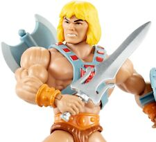 "Mattel Masters of the Universe Origins He-Man 5.5"" Figure MOTU **IN STOCK"