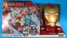 2007 Marvel Mega Bloks Iron Man 2 - HALL OF ARMOR TARGET EXCLUSIVE WAR MACHINE