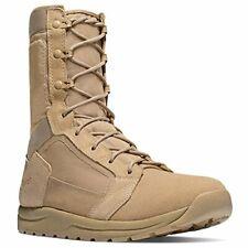 """Danner Men's Tachyon 8"""" Military Tan Work Boot Men 3.5 EE Women 5.5 EE"""