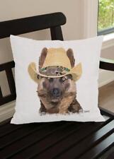 Pillow German Shepherd Dog Artist Designed Made in USA