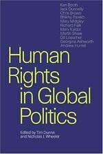 Human Rights in Global Politics (1999, Paperback)