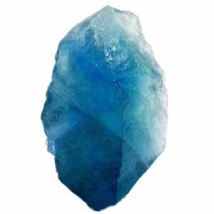 1pc Rough Natural Blue Fluorite Raw Stone Quartz Crystal Healing Specimen Gift