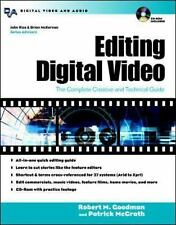 Editing Digital Video : The Complete Creative and Technical Guide-ExLibrary