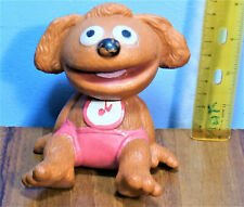 MUPPET SHOW Babies Rowfl rubber toy doll
