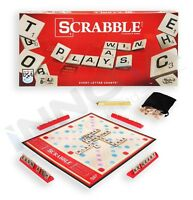 Scrabble Classic Crossword Traditional Board World Game Family Game New