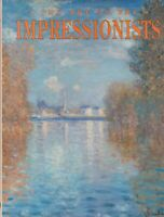 THE ART OF THE IMPRESSIONISTS • ISBN 0681101636 • By Scott Rayburn