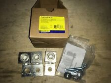 Square D Lug Kit, #DASKP400, Free Shipping To Lower 48, 30 day Warranty