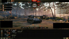 Wot Account [EU] Account with a lot of premium nice tanks [with email]
