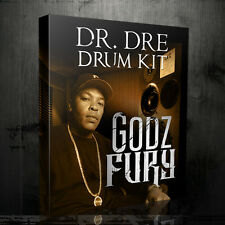 Dr Dre Drum Sounds Samples Library Native Instruments Maschine MK2 Studio