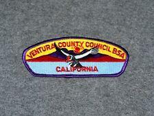 BSA CSP...VENTURA COUNTY COUNCIL 57...S-6D ISSUE...CALIFORNIA