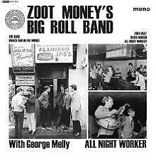 "ZOOT MONEY'S BIG ROLL BAND WITH GEORGE MELLY RSD 2018 7"" VINYL EP (NEW/SEALED)"