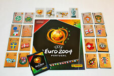 Panini EM 2004 10 Sticker aus fast allen aussuchen choose UEFA Euro 04 Portugal