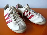 timeless design 037b9 9b6e2 Vintage Adidas Vienna Sneakers Turnschuhe Trainers Gr 6(38) 70er 80er