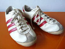 Vintage Adidas Vienna Sneakers Turnschuhe Trainers Gr 6(38) 70er 80er
