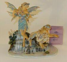 Christine Haworth Leonardo Collection Faerie Poppets Faerie Cascades Ltd Ed