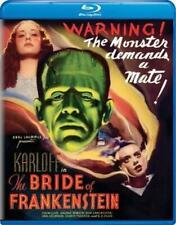 Bride Of Frankenstein (Karloff, Region A) Blu Ray Like new
